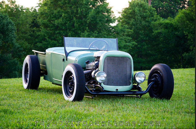 Royboy Productions Adam Emery 1926 T Roadster Pickup