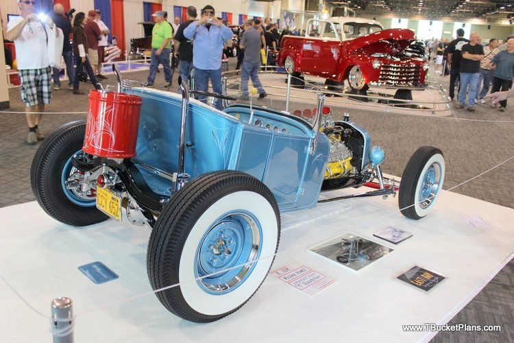 1926 T Roadster Himsl Moonshiner