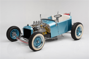 """1926 T Roadster, Legendary """"Moonshiner"""" by Mickey Himsl"""