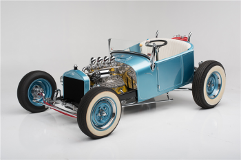 1926 T roadster Moonshiner Mickey Himsl
