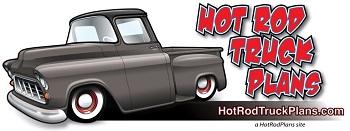 HotRodTruckPlans logo