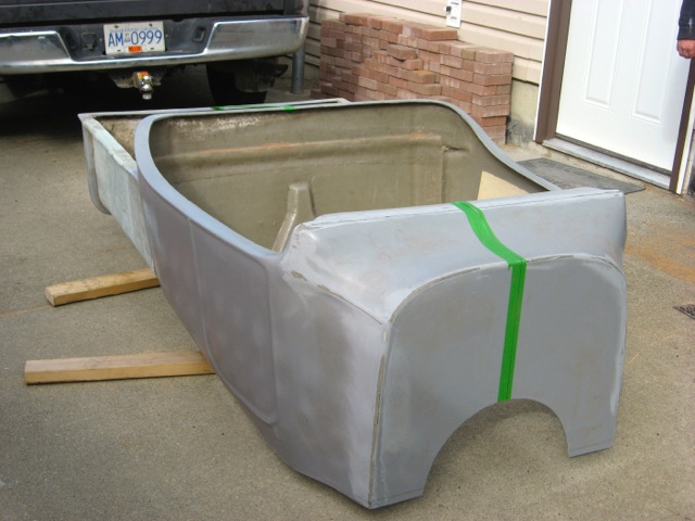 Dave Hiebert Home Built T Bucket