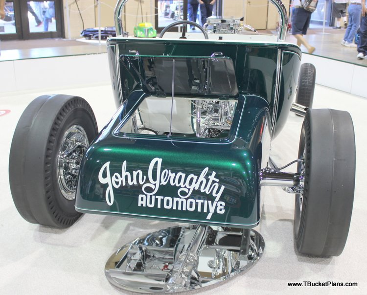 Grasshopper Roadster 1923 T-Bucket Geraghty Crawford