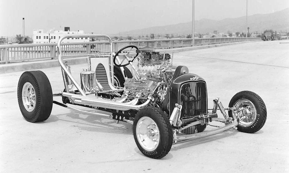 Grasshopper T roadster