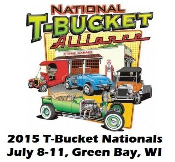 National T Bucket Alliance 2015 T-Bucket Nationals