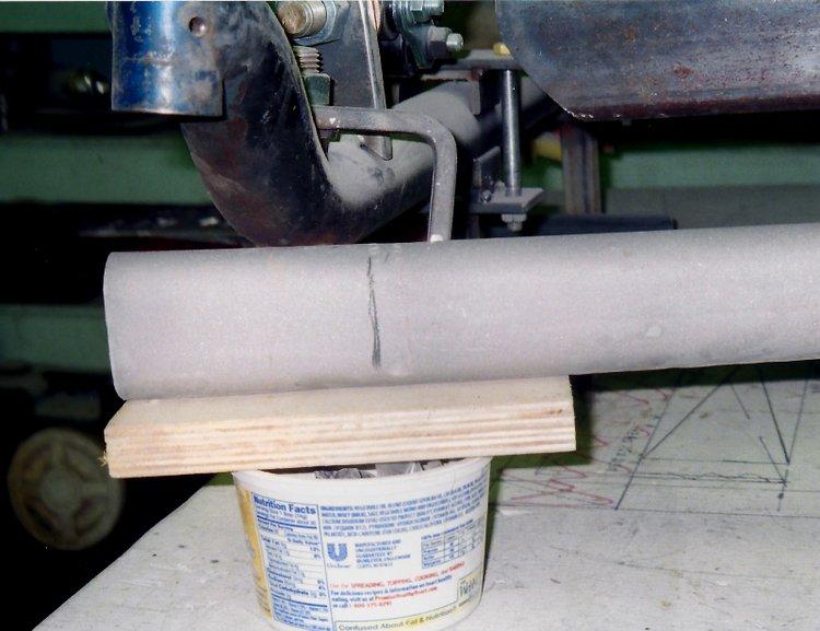front wishbone installation