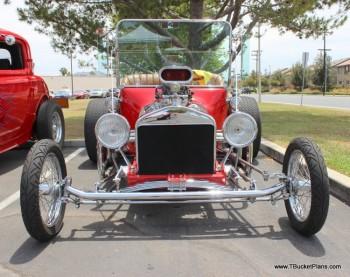 1915 T Bucket Ted Hazelwood