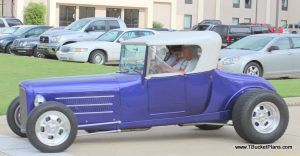 T-Bucket Nationals Preview: 1927 T Roadster, the Travelin' T of Charles and Lavelle Tunnell