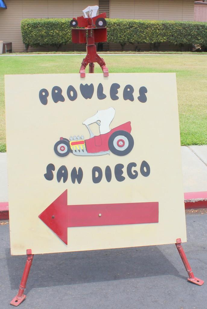 San Diego Prowlers Car Club