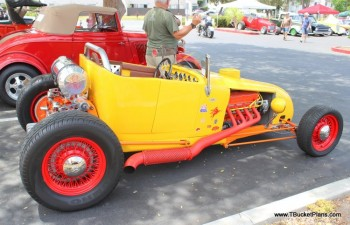 Model T Lakes Modified Jim Reid
