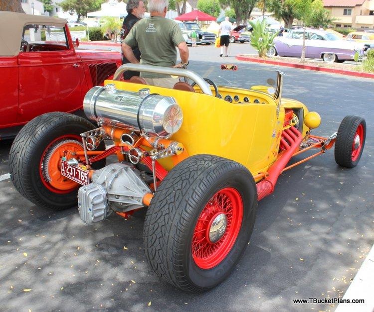 Model T Lakes Modified Jim Reid
