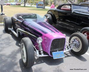 Bob Smith's Track T Roadster Demonstrates Versatility of the Model T Body