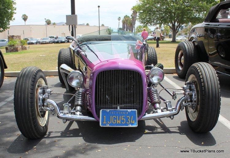 Track T Roadster Bob Smith