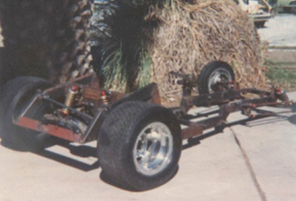 Track T Roadster Bob Smith Chassis