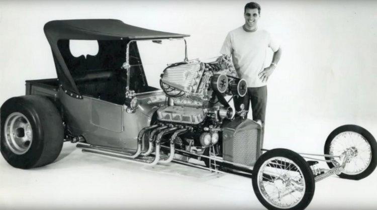 long wheelbase T Bucket Joe Pirronello All American