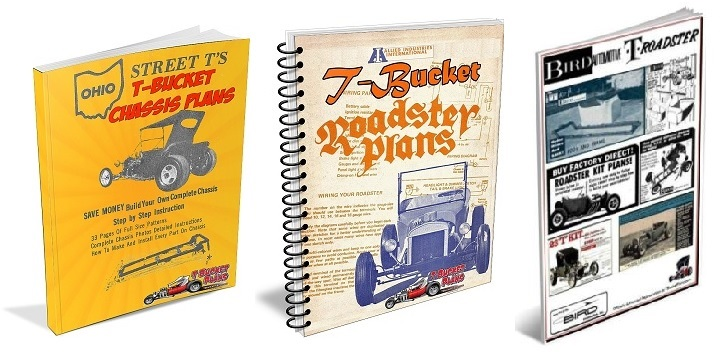 1970s T Buckets Plans