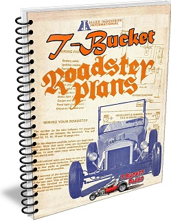 Allied Industries T-Bucket Plans