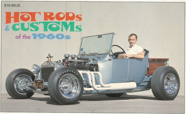 Don Brusseau T-Bucket Hot Rods of the 1960s
