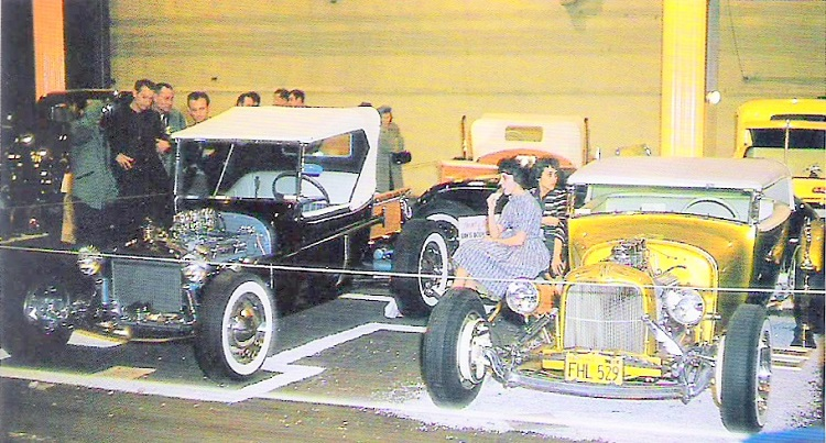 Don Brusseau T-Bucket Roadster