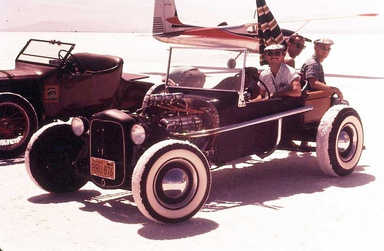 Don Brusseau Hot Rod Roadster T-Bucket