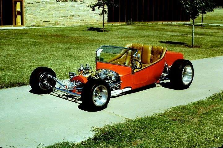 Don Kendall Corvair Powered T-Bucket
