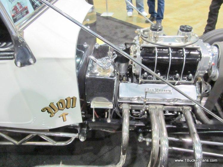 Von T fuel tank Scott injector