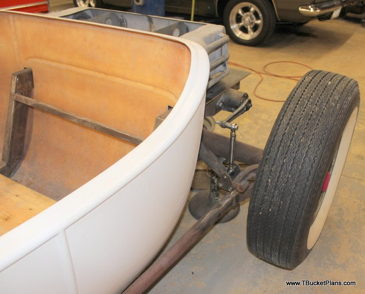 Fox Valley Hot Rods T-Bucket
