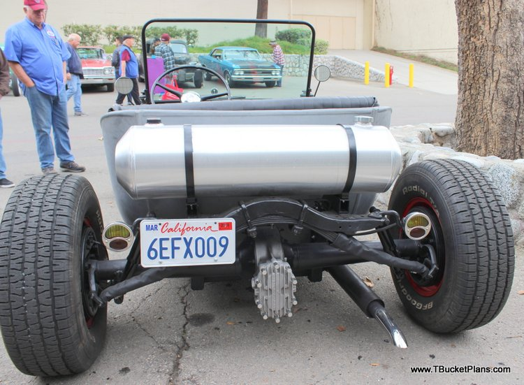 Budget T-Bucket Grand National Roadster Show 2016