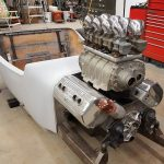 Reinforcing Fiberglass Body and More as Fox Valley Hot Rods T-Bucket Build Continues