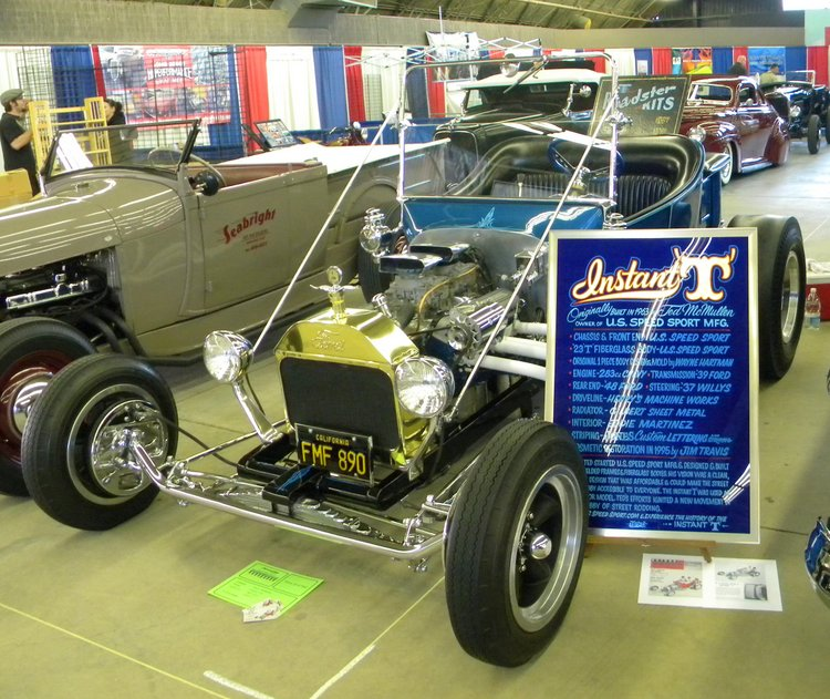 Grand National Roadster Show U. S. Speed Sport Instant T
