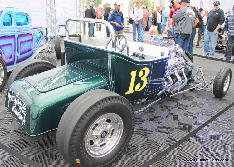Grasshopper T-Bucket Grand National Roadster Show 2016