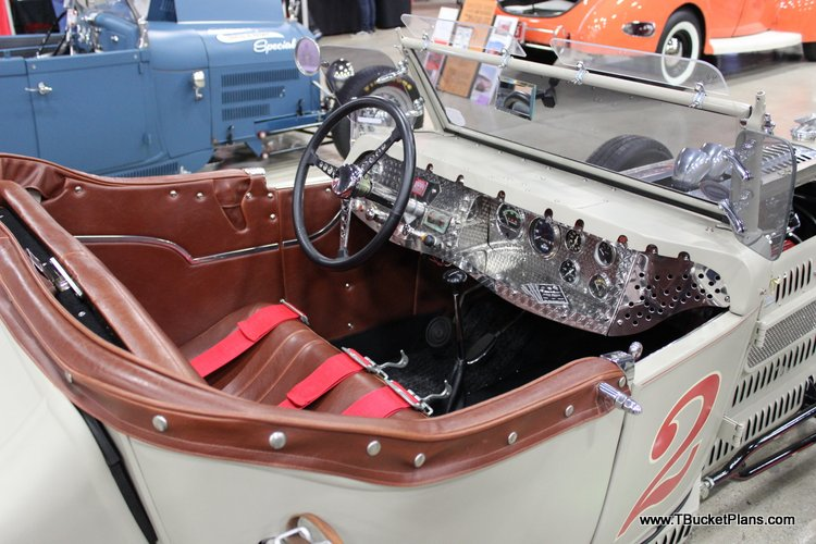 John Stone T-Bucket Grand National Roadster Show 2016