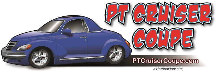 PT Cruiser Street Rod Coupe