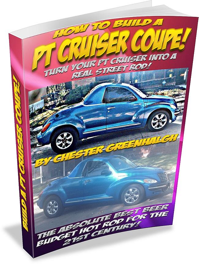 PT Cruiser street rod