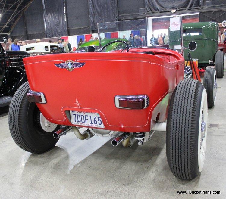Roger Scott T-Bucket Dodge D-Bucket Grand National Roadster Show 2016