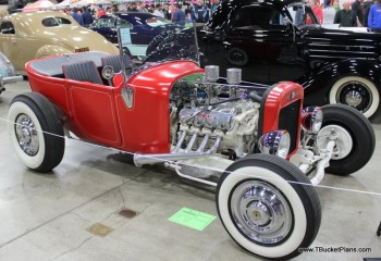 Roger Scott T-Bucket Dodge D-Bucket Grand National Roadster Show 2016