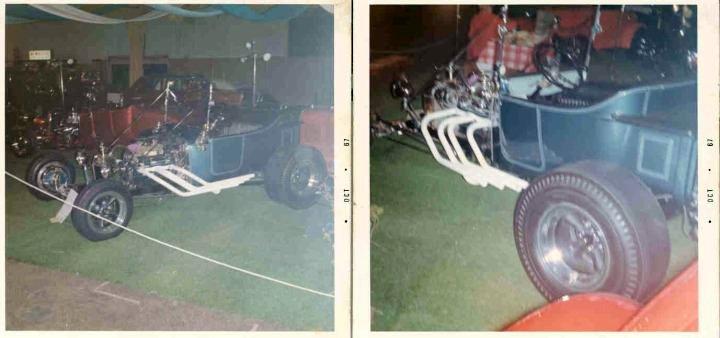U. S. Speed Sport T-Bucket Roadster