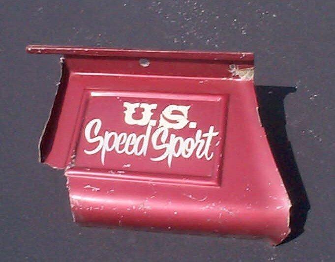 U. S. Speed Sport Modified Fuel Roadster T-Bucket