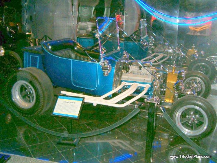 U. S. Speed Sport T-Bucket