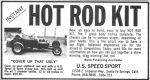 """U.S. Speed Sport """"Instant T"""" T"""