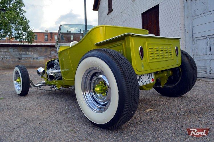 23 Ford Model T roadster