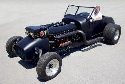 Allison V-12 T-Bucket Roadster Cliff Hix