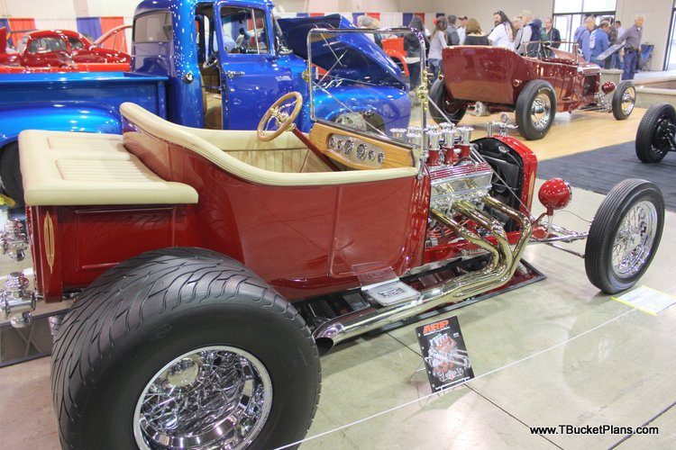 Ed Patterson T-Bucket GNRS 2016