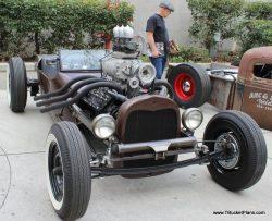 Ron Attig T-Bucket Dodge D-Bucket Roadster Show 2016