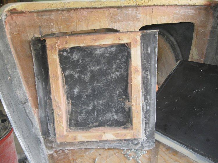 T Bucket Doors