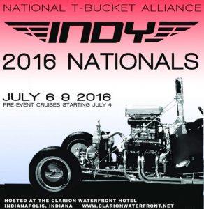 T Bucket Nationals Indianapolis 2016