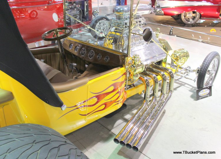 Walter Sigsbey T-Bucket Roadster Show 2016