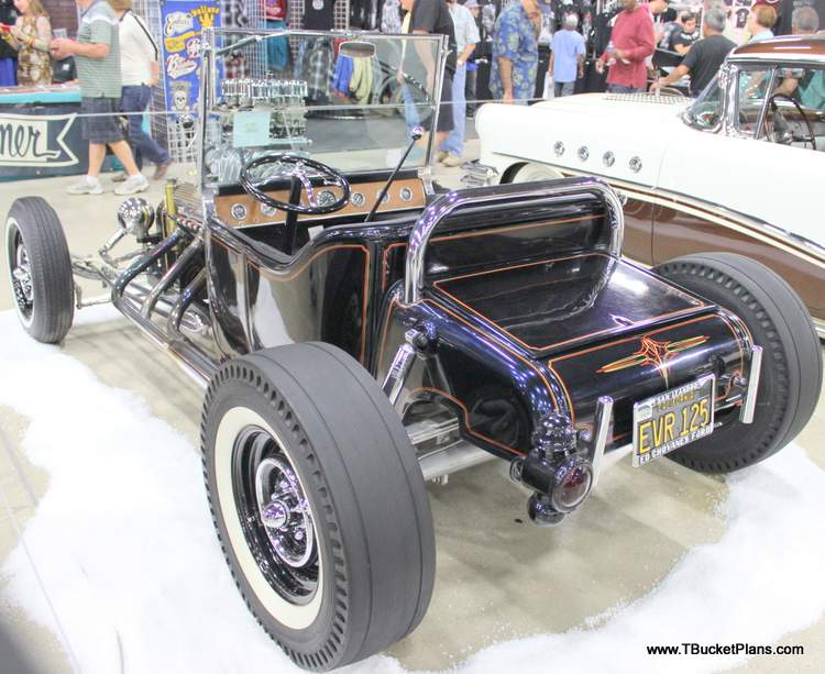 1915 T roadster Marcus Edell