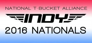 T-Bucket Nationals 2016, July 6-9, Indianapolis