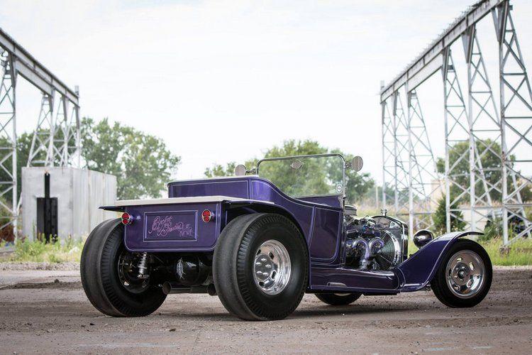 T-Bucket fenders from Speedway Motors